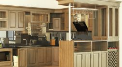 đóng tủ bếp tphcm chất lượng tốt, an toàn
