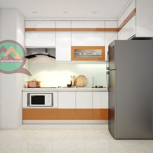 Tủ bếp Acrylic MA-09