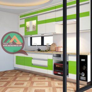 Tủ bếp Acrylic MA-12