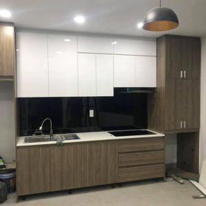 Tủ bếp Acrylic MA-05