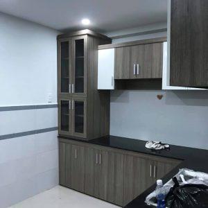 Tủ bếp Acrylic MA-10