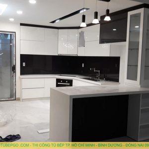 Thiết kế, thi công tủ bếp quận Bình Thạnh