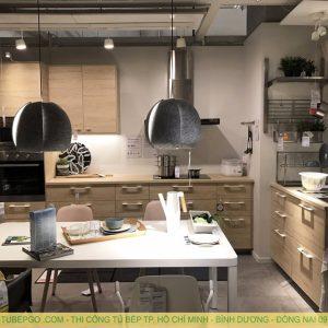 Thiết kế thi công tủ bếp quận Bình Thạnh
