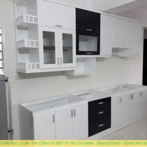 xưởng đóng tủ bếp giá rẻ và đẹp tại biên hòa
